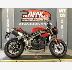 2017 Triumph Speed Triple for sale 200803720