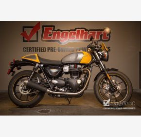 2017 Triumph Street Cup for sale 200582143