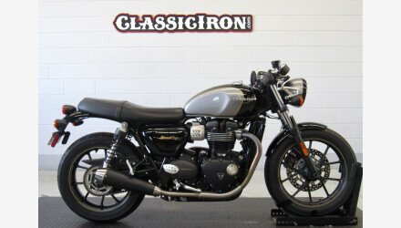 2017 Triumph Street Cup for sale 201036713