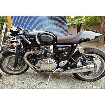 2017 Triumph Thruxton for sale 200642887