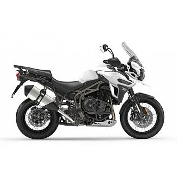 2017 Triumph Tiger Explorer XCX for sale 200357359