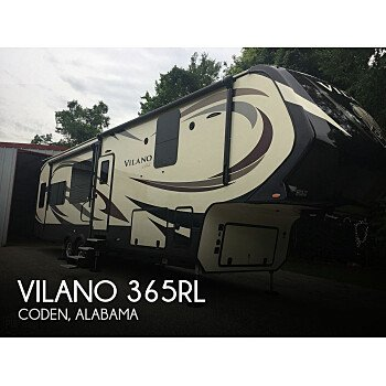2017 Vanleigh Vilano 365RL for sale 300234625