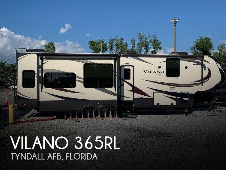 2017 Vanleigh Vilano 365RL for sale 300314422