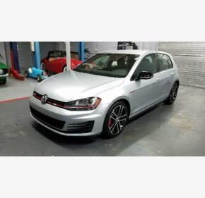 2017 Volkswagen GTI 4-Door for sale 101062974