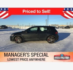 2017 Volkswagen GTI 4-Door for sale 101267565
