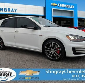 2017 Volkswagen GTI 4-Door for sale 101271136