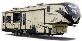 2017 Winnebago Destination 37FL specifications