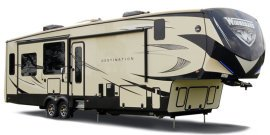 2017 Winnebago Destination 37RD specifications
