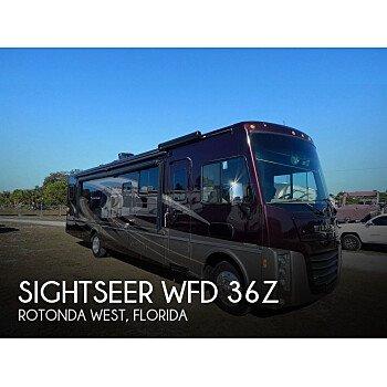 2017 Winnebago Sightseer for sale 300217103