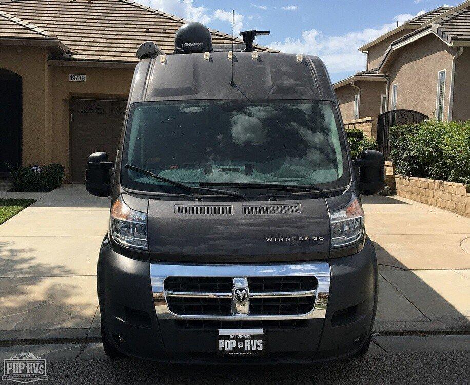 Winnebago Travato RVs for Sale - RVs on Autotrader