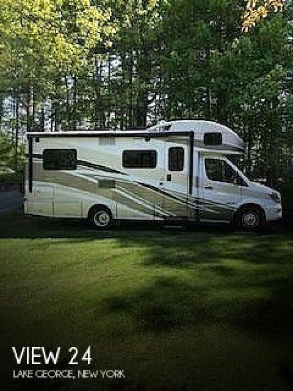 Winnebago View RVs for Sale - RVs on Autotrader