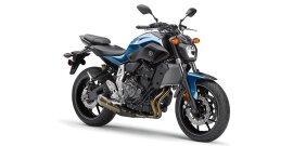 2017 Yamaha FZ-07 07 specifications