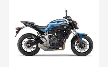 2017 Yamaha FZ-07 for sale 200470332