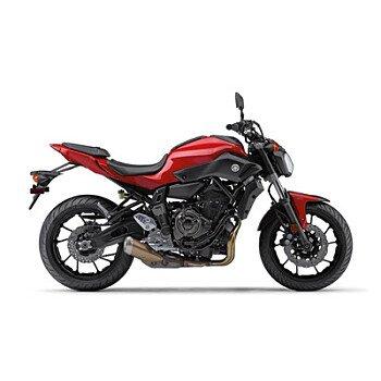 2017 Yamaha FZ-07 for sale 200525083