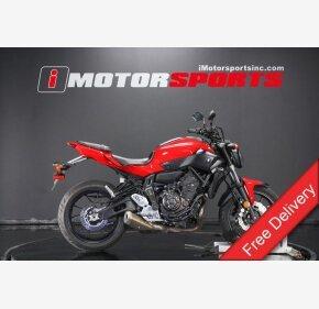 2017 Yamaha FZ-07 for sale 200682993