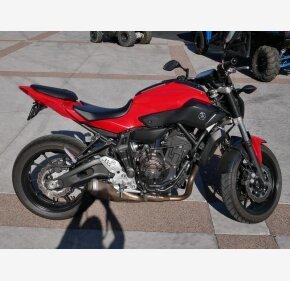 2017 Yamaha FZ-07 for sale 200688586