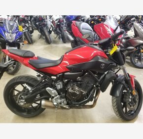 2017 Yamaha FZ-07 for sale 200702761