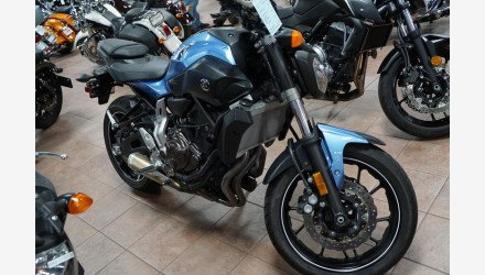 2017 Yamaha FZ-07 for sale 200720052