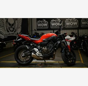 2017 Yamaha FZ-07 for sale 200912741