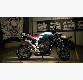 2017 Yamaha FZ-07 for sale 200912844