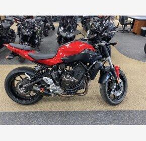 2017 Yamaha FZ-07 for sale 200973637