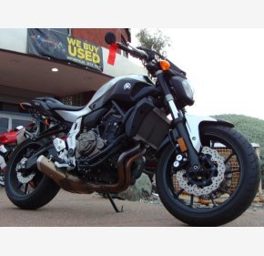 2017 Yamaha FZ-07 for sale 201073770