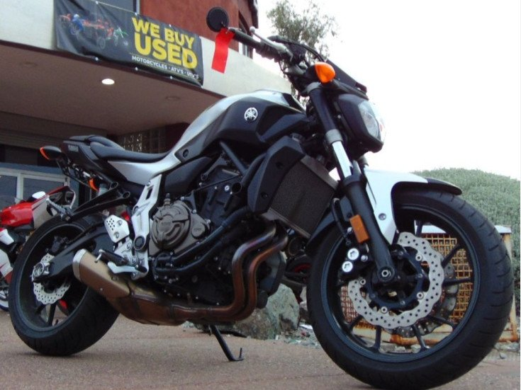 2017 Yamaha FZ-07 for sale 201073770