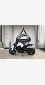 2017 Yamaha FZ-09 for sale 200666359
