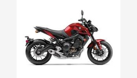 2017 Yamaha FZ-09 for sale 200808121