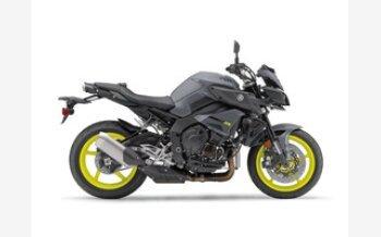 2017 Yamaha FZ-10 for sale 200555123
