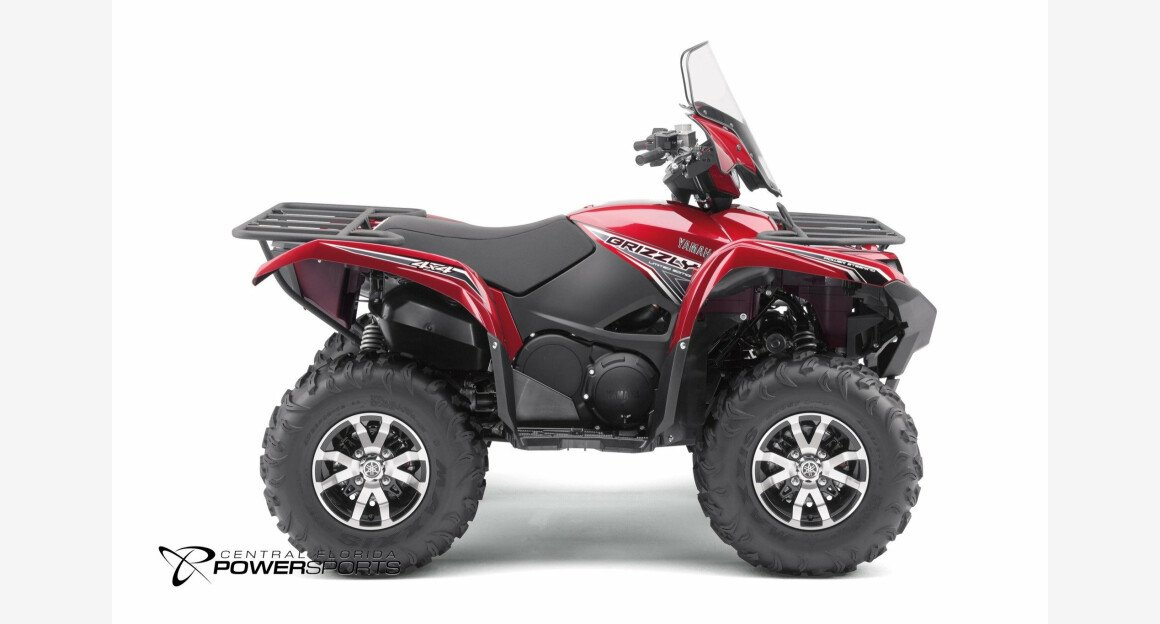 2017 Yamaha Grizzly 700 for sale 200488963