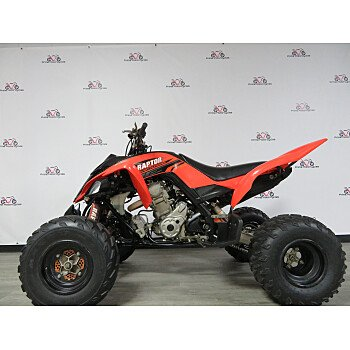 2017 Yamaha Raptor 700 for sale 200907857