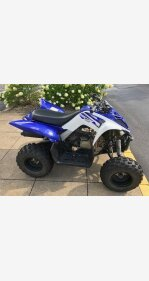 2017 Yamaha Raptor 90 for sale 200791949