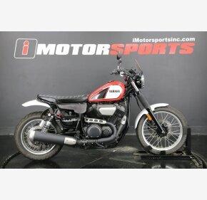 2017 Yamaha SCR950 for sale 200924729