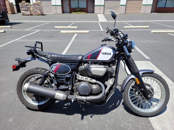 2017 Yamaha SCR950 for sale 201068589