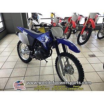 2017 Yamaha TT-R230 for sale 200636849