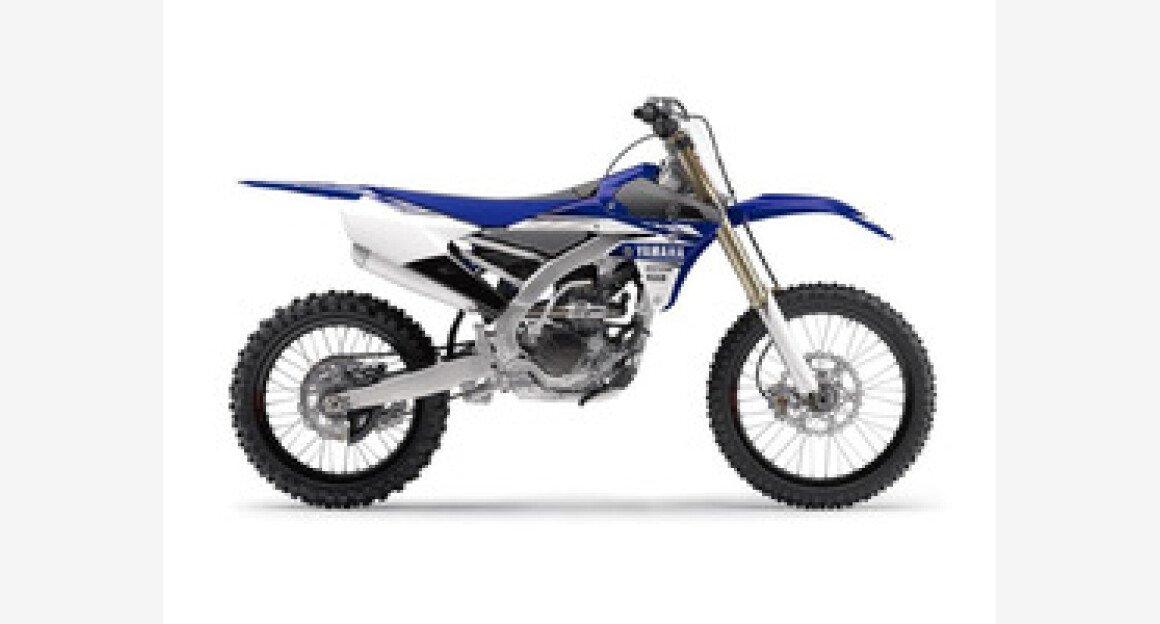 2017 Yamaha YZ250F for sale 200555135