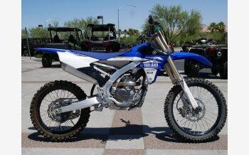 2017 Yamaha YZ250F for sale 200602449