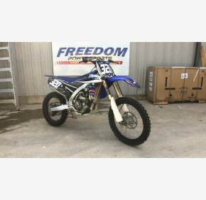2017 Yamaha YZ250F for sale 200630638