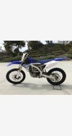 2017 Yamaha YZ250F for sale 200713913