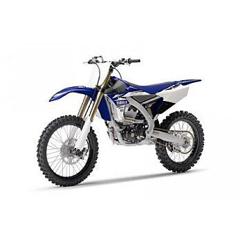 2017 Yamaha YZ450F for sale 200596305