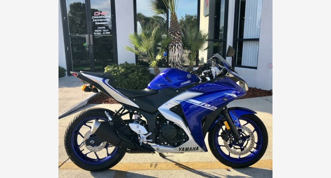 2017 Yamaha YZF-R3 for sale 200660700