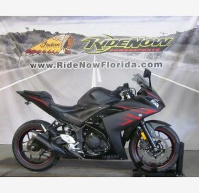 2017 Yamaha YZF-R3 for sale 200721129
