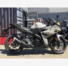2017 Yamaha YZF-R3 for sale 200725268