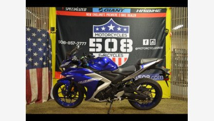 2017 Yamaha YZF-R3 for sale 200728428