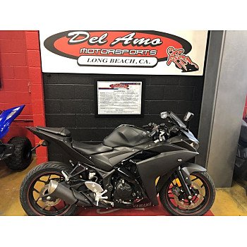 2017 Yamaha YZF-R3 for sale 200758911