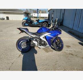 2017 Yamaha YZF-R3 for sale 200902354