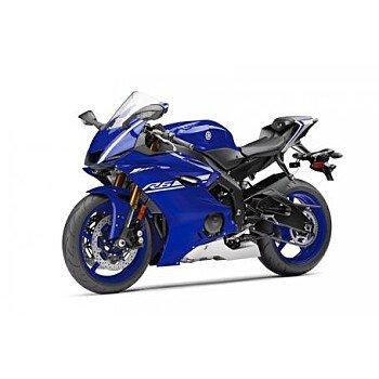2017 Yamaha YZF-R6 for sale 200584831