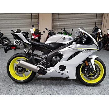 2017 Yamaha YZF-R6 for sale 200704771