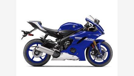2017 Yamaha YZF-R6 for sale 200560549